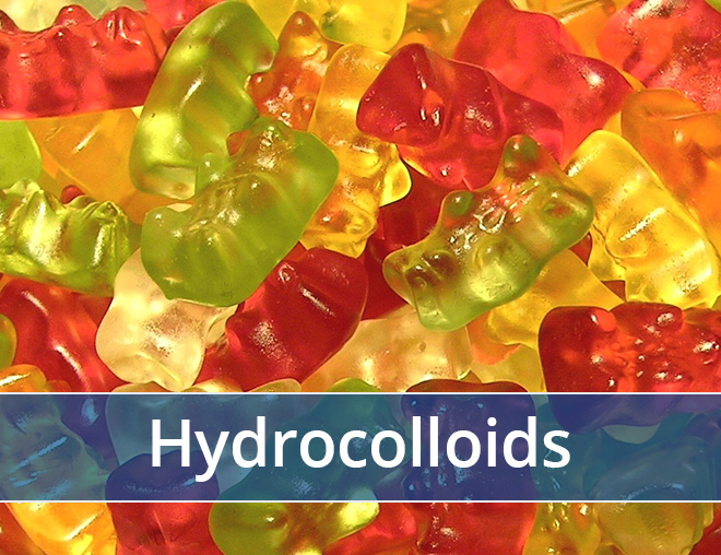 Hydrocolloids